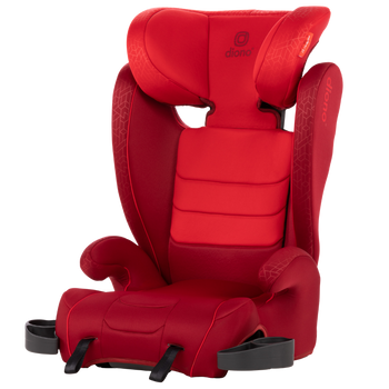 Monterey® XT Expandable Booster Seat [Red]