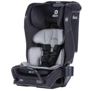 Radian® 3QX all-in-one convertible car seat [Black Jet]