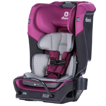 Radian® 3QX all-in-one convertible car seat [Purple Plum]