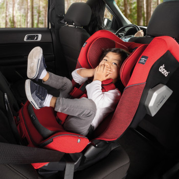 Radian® 3QXT All-in-one convertible car seat Rear-facing for longer [Red Cherry]