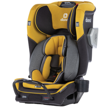 Radian® 3QXT All-in-one convertible car seat [Yellow Mineral]