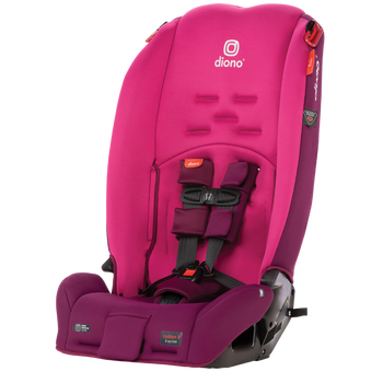 Radian® 3R all-in-one convertible car seat [Pink Blossom]