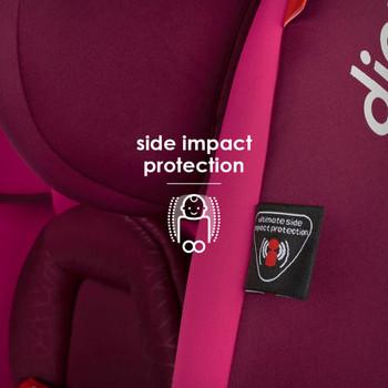 Side Impact Protection [Purple Plum]