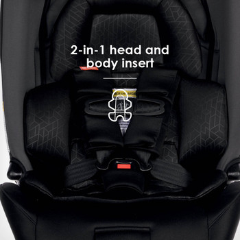 2-in-1 head and body insert [Gray Slate]