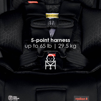 5-point harness [Gray Slate]
