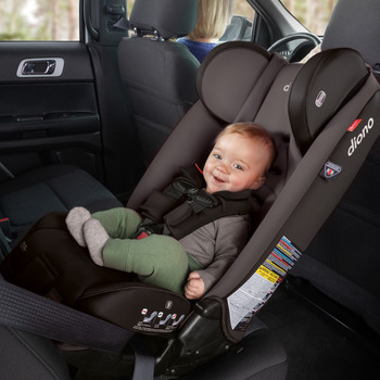 Rear-facing for longer up to 50 lbs [Gray Slate]