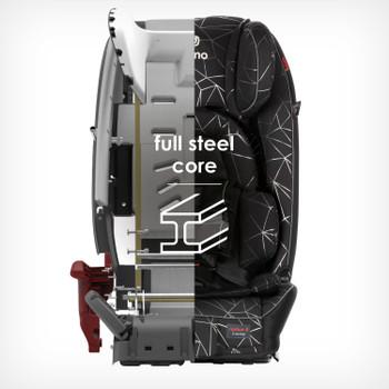 Famous Diono steel core [Black Platinum]