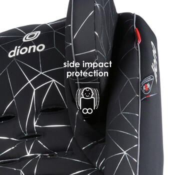 Side impact protection [Black Camo]