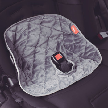 Diono Ultra Dry Seat, Child Car Seat Pad With Waterproof Liner - Potty Training Seat Pads for Infants Baby and Toddlers [Gray]