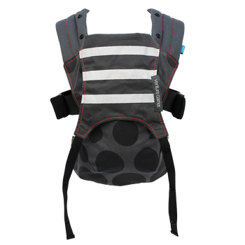 We Made Me Venture Baby Carrier [Black Gradient Spots]