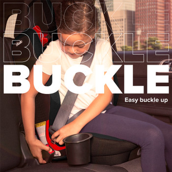 Easy buckle up [Black Jet]