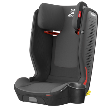 Monterey® 5iST FixSafe™ High back booster car seat [Gray Slate]