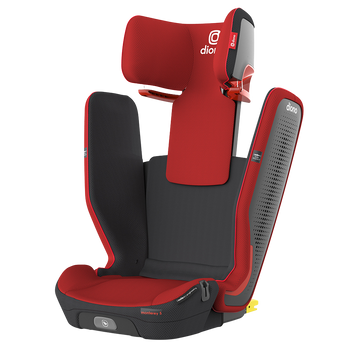 Monterey® 5iST FixSafe™ High back booster car seat [Red Cherry]