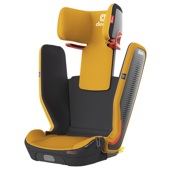 Monterey® 5iST FixSafe™ High back booster car seat [Yellow Mineral]