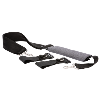 Diono Carry Strap for Car Seats, Strollers and Baby Equipment [Gray]