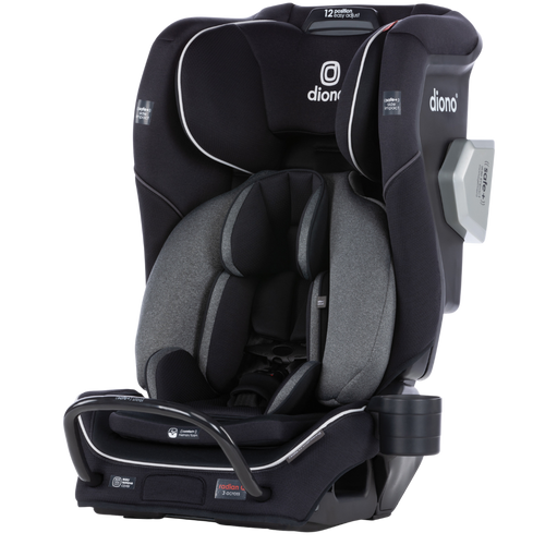 Radian® 3QXT All-in-one convertible car seat [Black Jet]