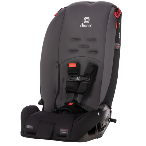 Radian® 3R all-in-one convertible car seat [Gray Slate]