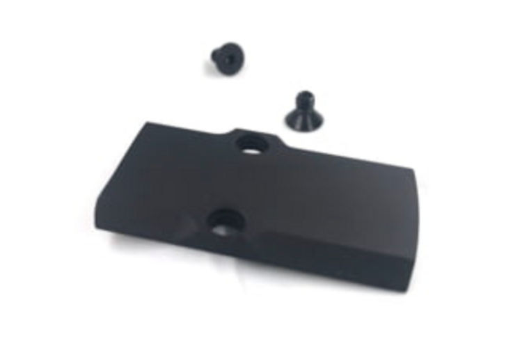 Black Optic Cover Plate