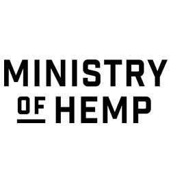 Ministry of Hemp Website Logo