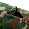 Camouflage Dogrobe with Harness Access Opening