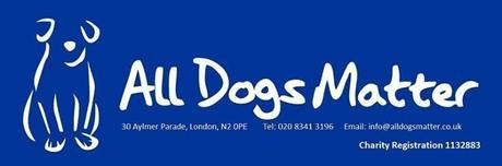 Our New Partnership With All Dogs Matter - Blog Post