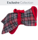 Tartan Dogrobe from the Exclusive Collection