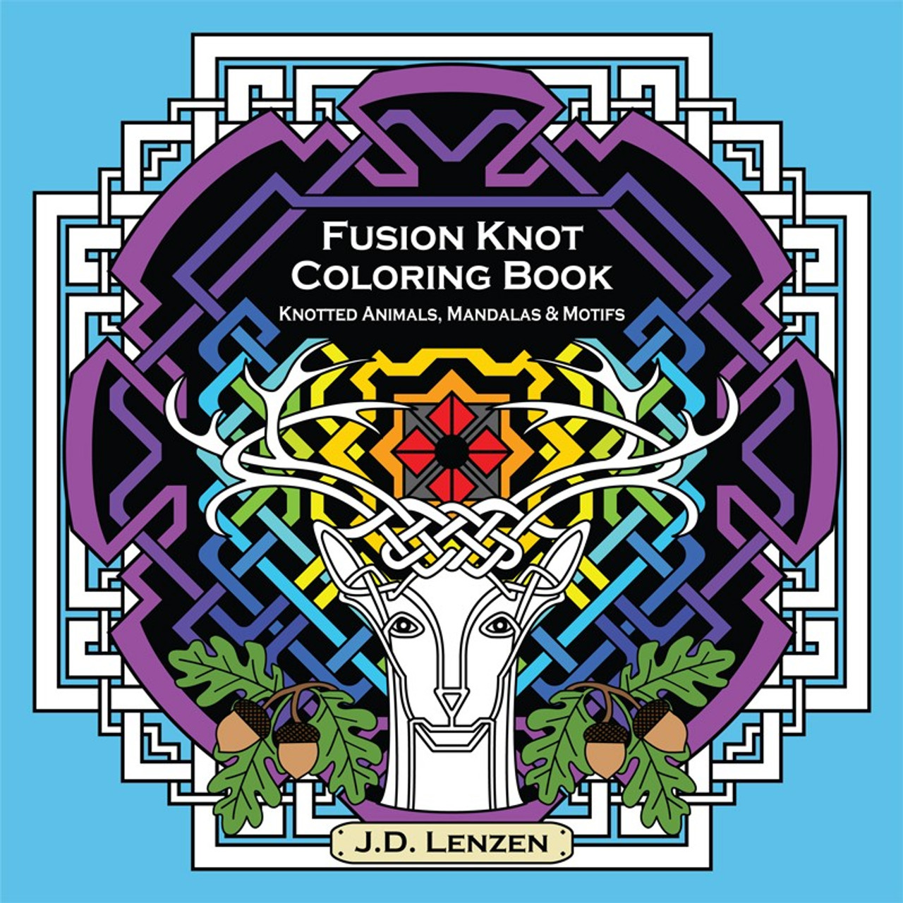 Fusion Knot Coloring Book