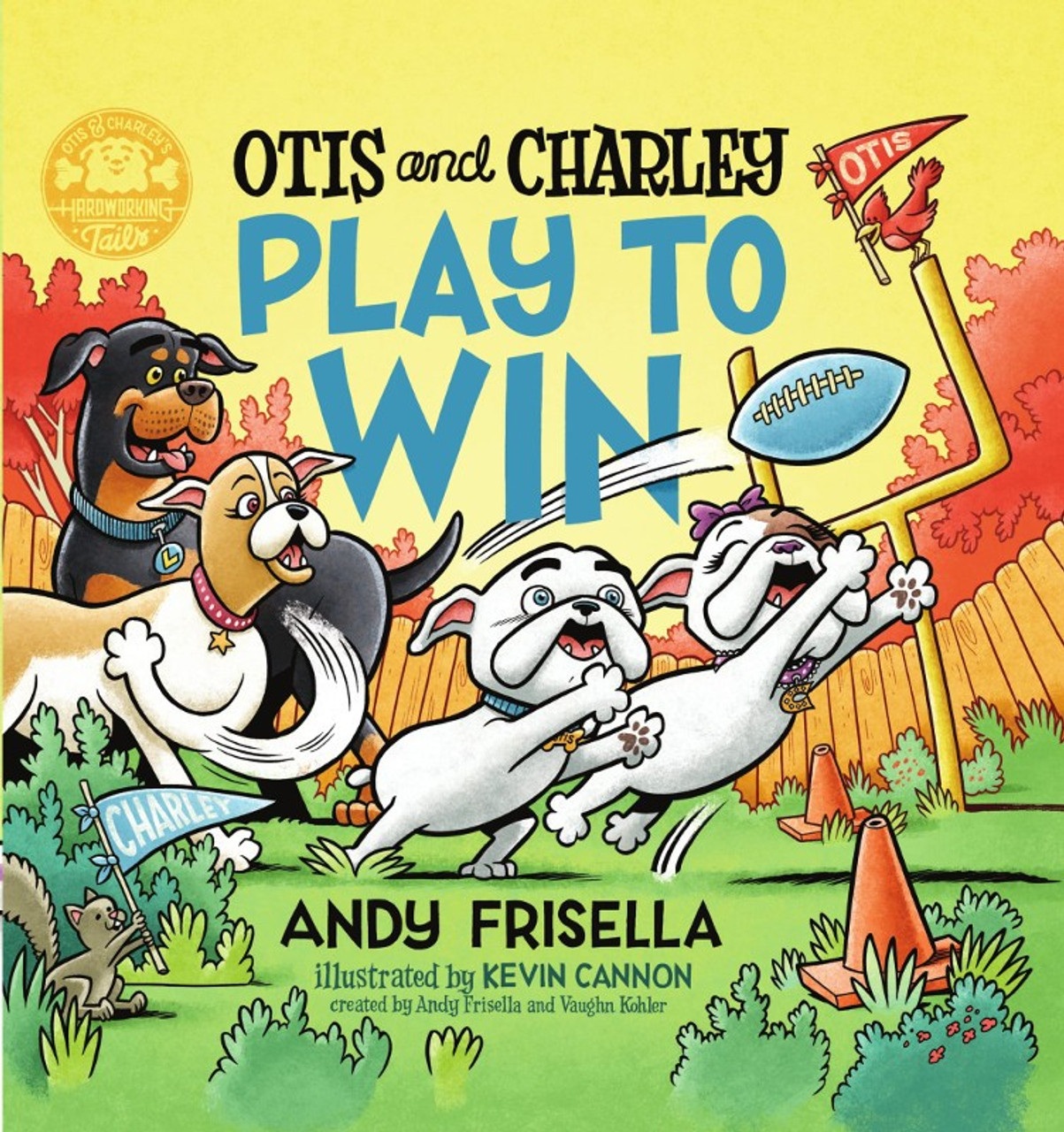 Otis and Charley Play to Win