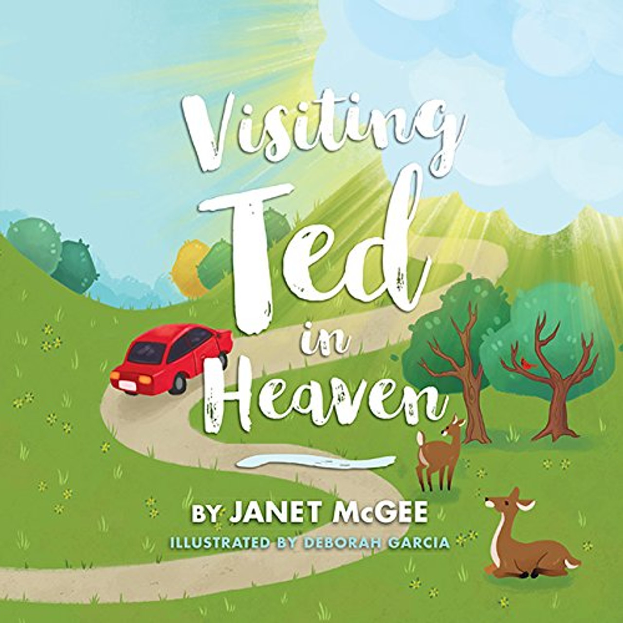 Visiting Ted in Heaven