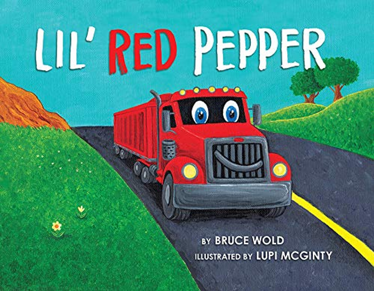 Lil' Red Pepper