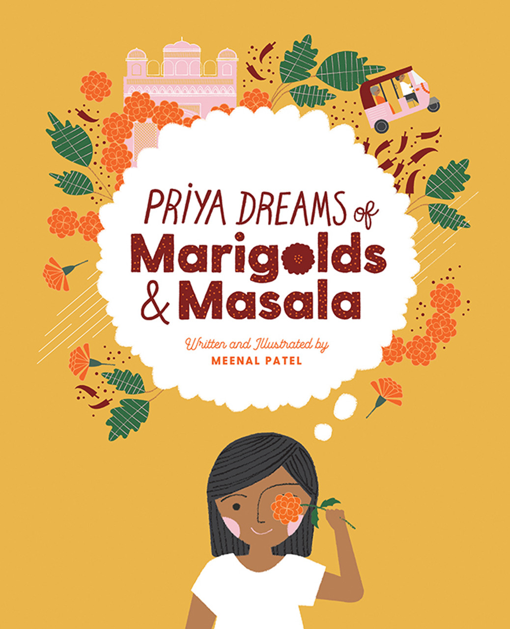 Priya Dreams of Marigolds & Masala