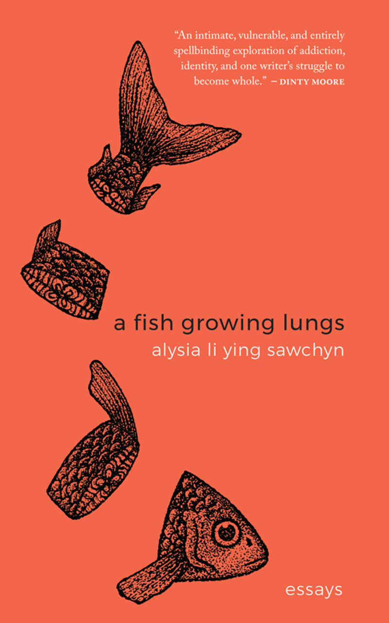 A Fish Growing Lungs: essays
