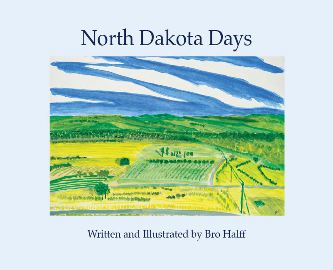 North Dakota Days (PB)