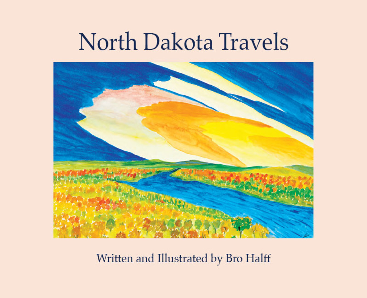 North Dakota Travels (PB)