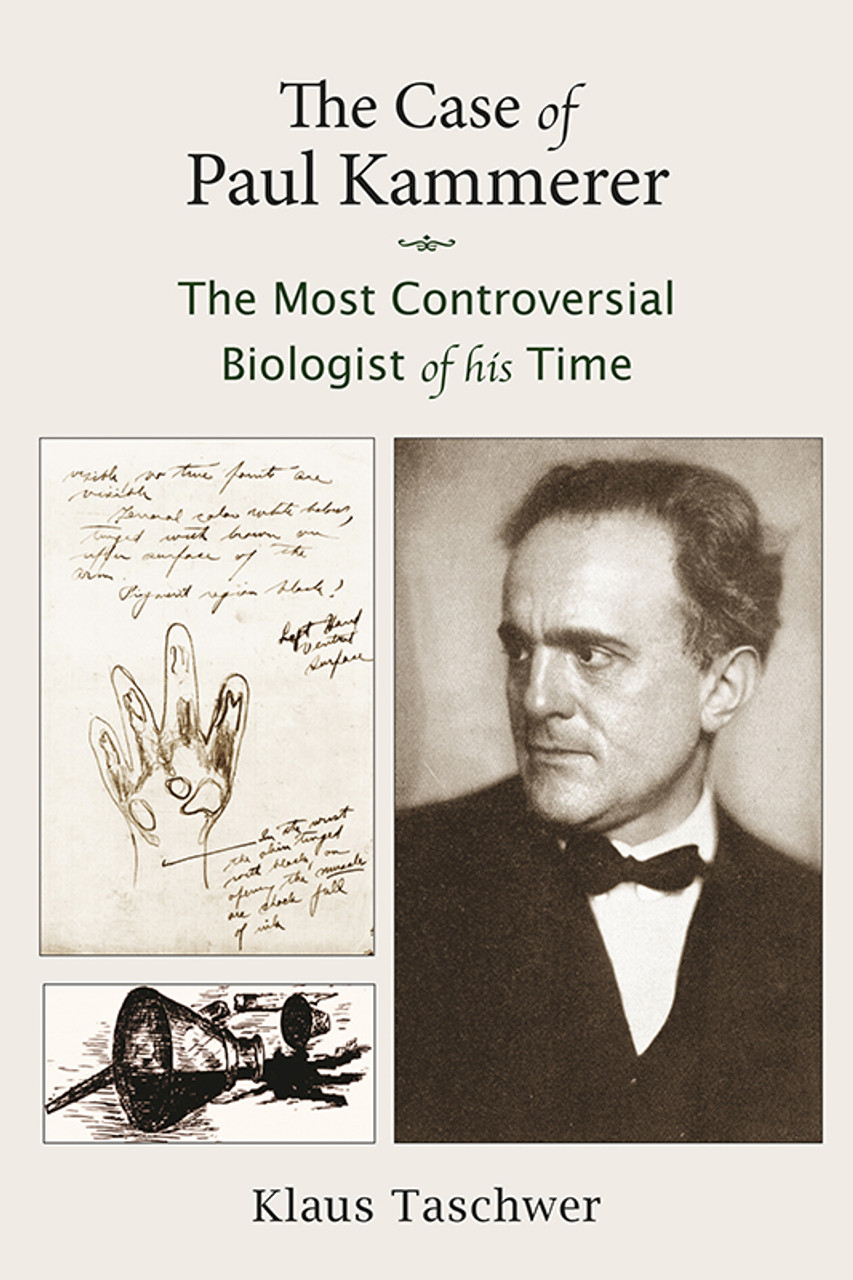 The Case of Paul Kammerer: The Most Controversial Biologist of His Time