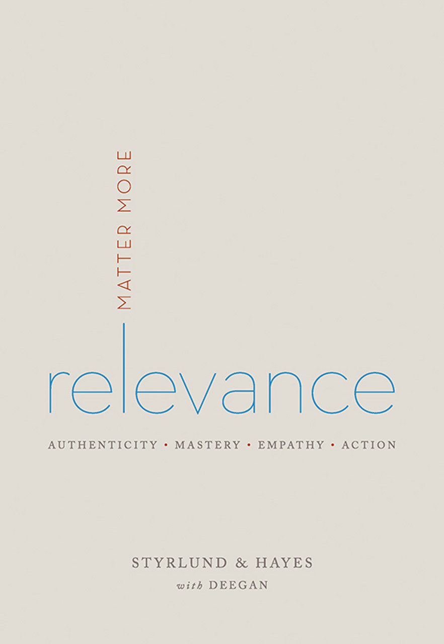 Relevance: Matter More