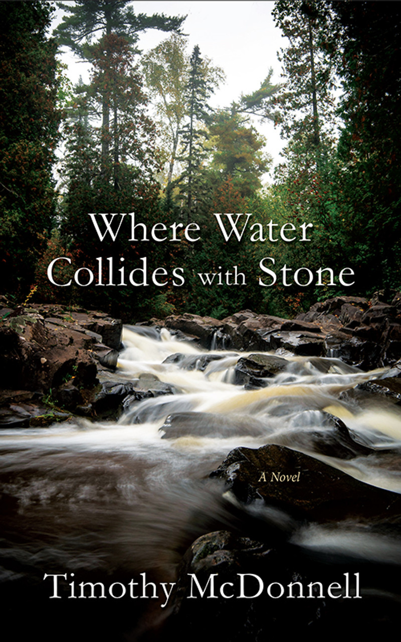 Where Water Collides with Stone