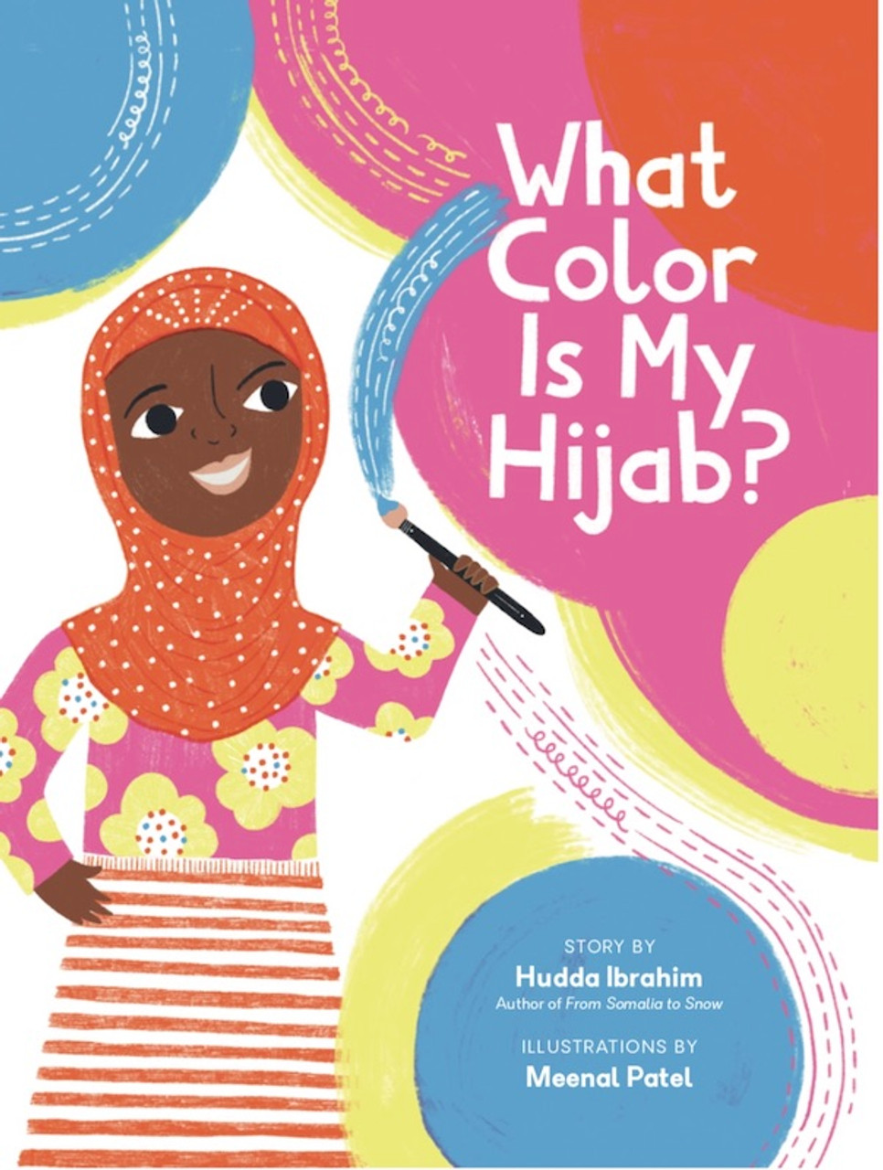What Color Is My Hijab?