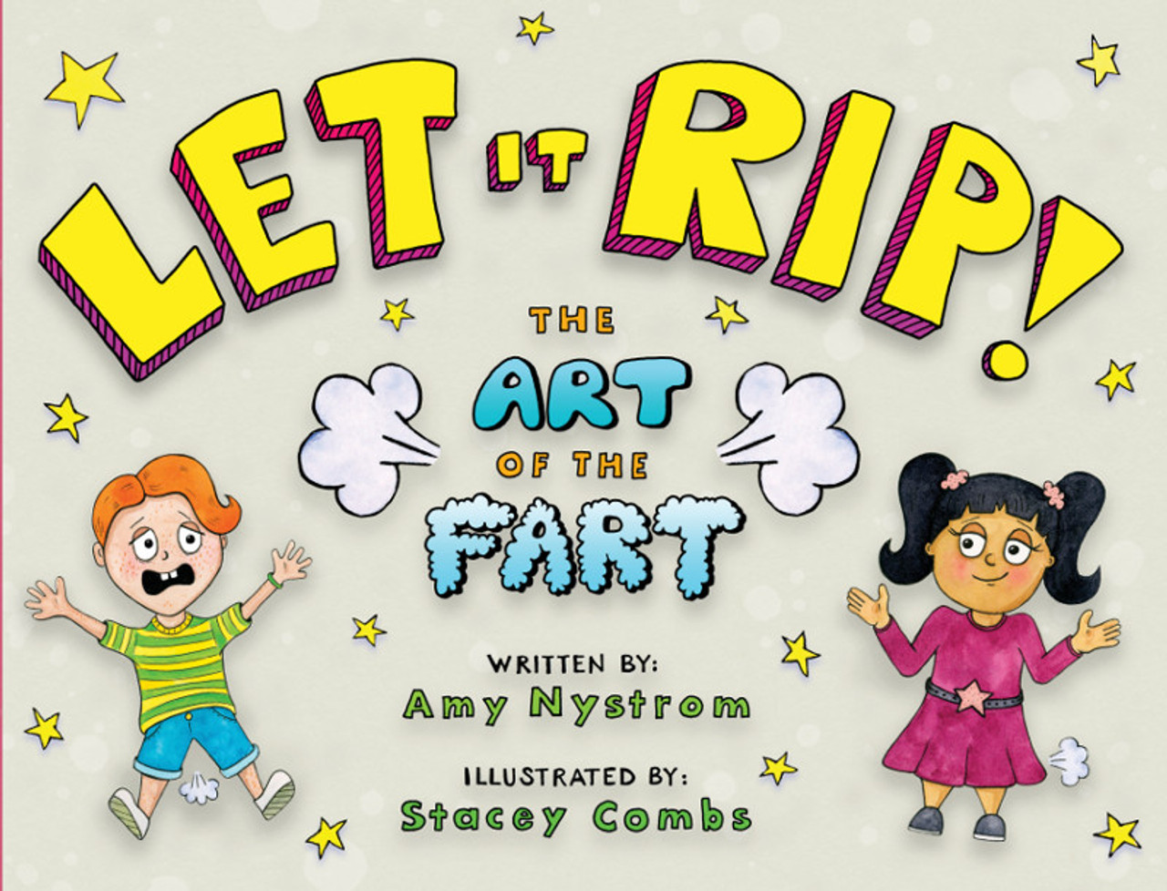 Let It Rip! The Art of the Fart
