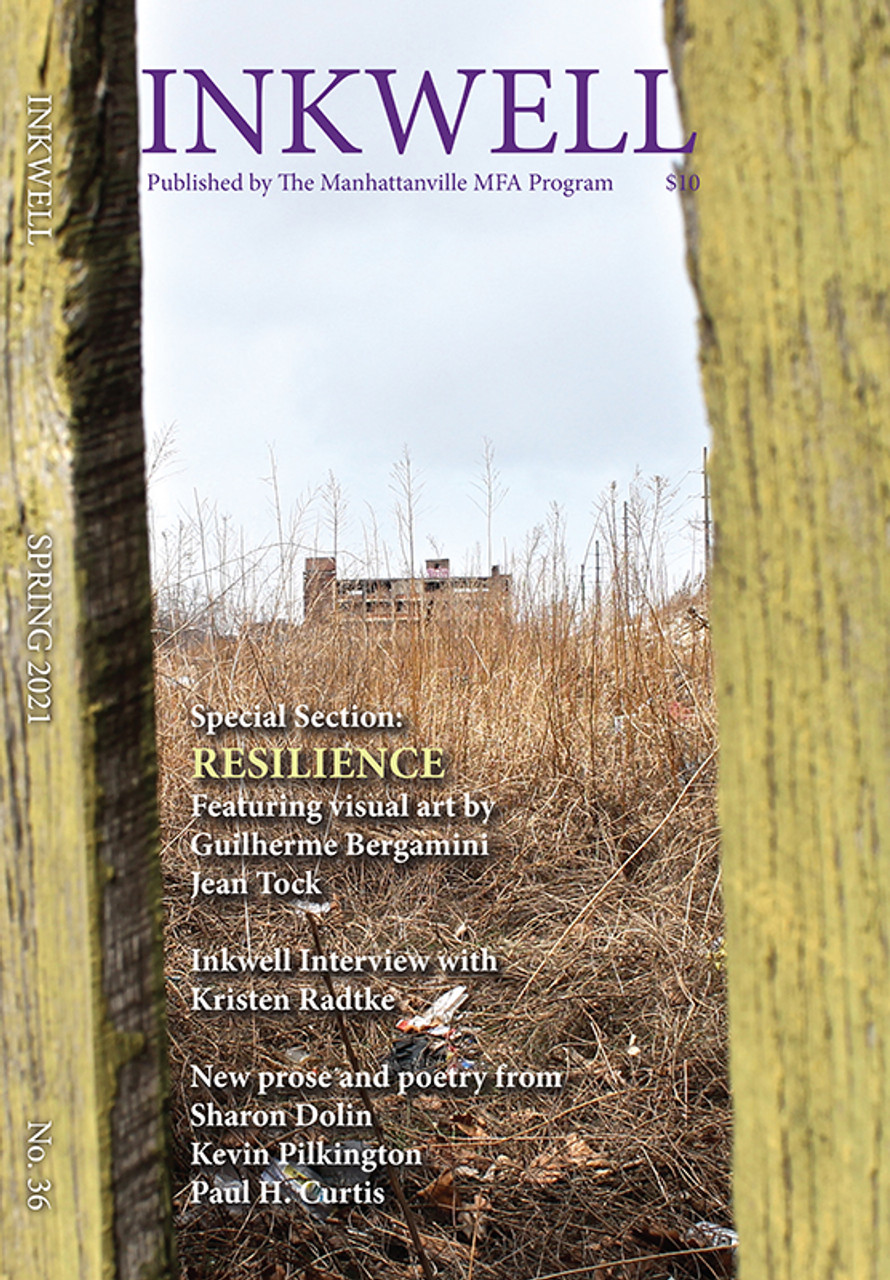 Inkwell Journal 36: Resilience