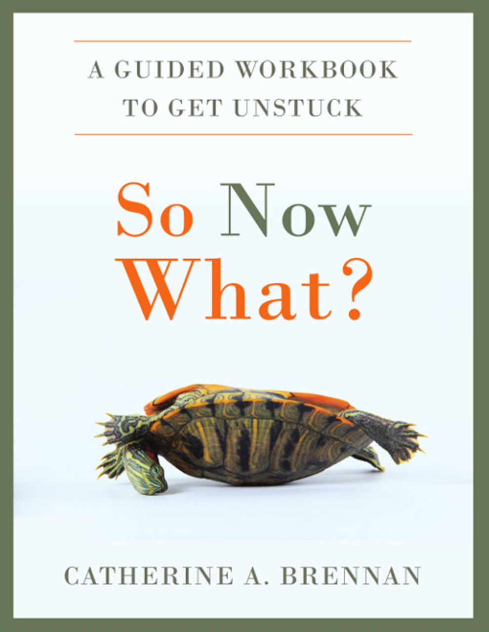 So Now What? A Guided Workbook to Get Unstuck