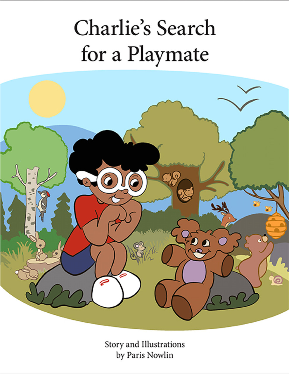 Charlie's Search for a Playmate