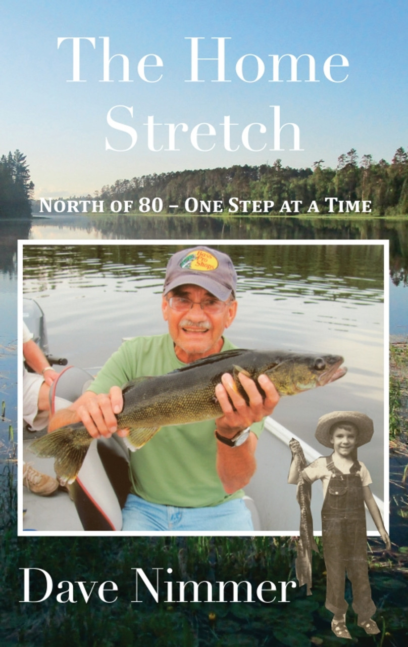 The Home Stretch: North of 80 - One Step at a Time