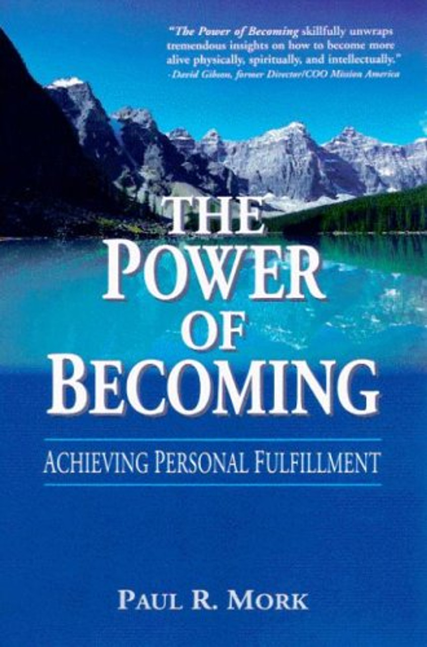 The Power of Becoming