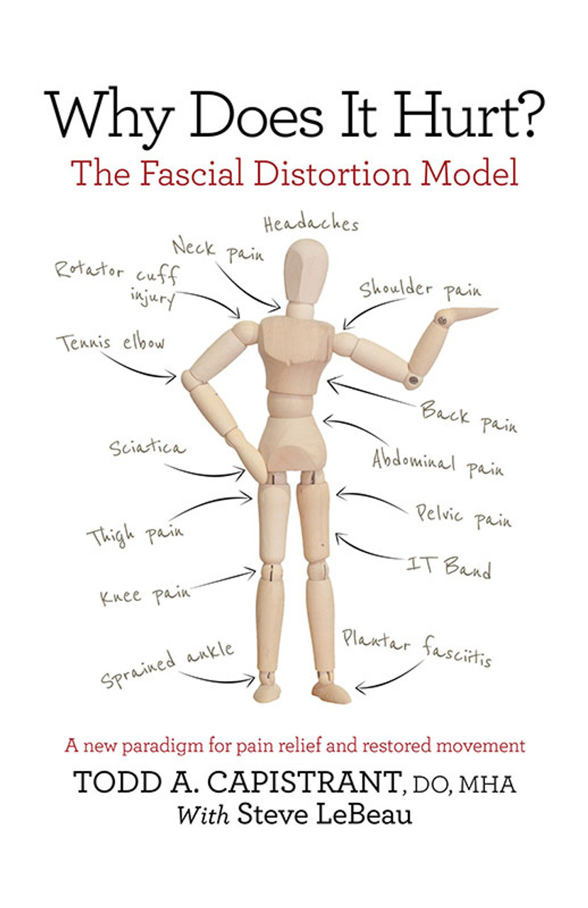 Why Does It Hurt? The Fascial Distortion Model