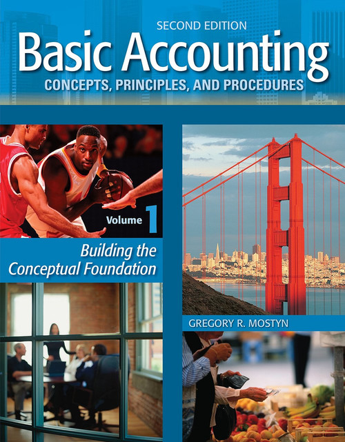 Basic Accounting Concepts  Principles  and Procedures  Vol. 1  2nd edition