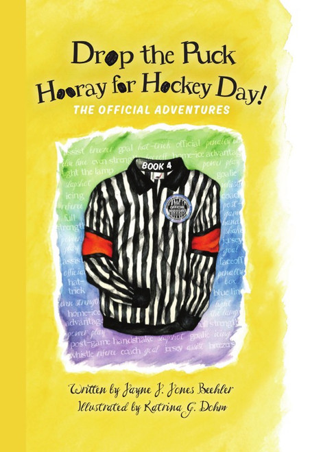 Drop the Puck:  Hooray for Hockey Day!