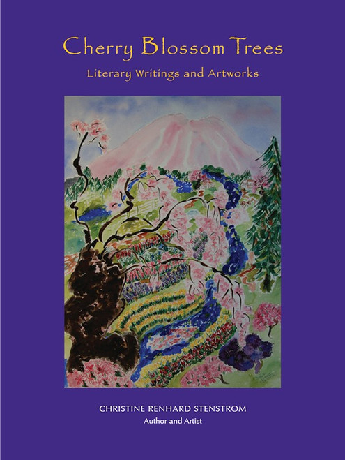 Cherry Blossom Trees Literary Writings and Artworks