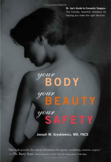 Your Body,  Your Beauty,  Your Safety