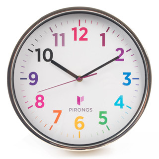 Pirongs Wall Clock
